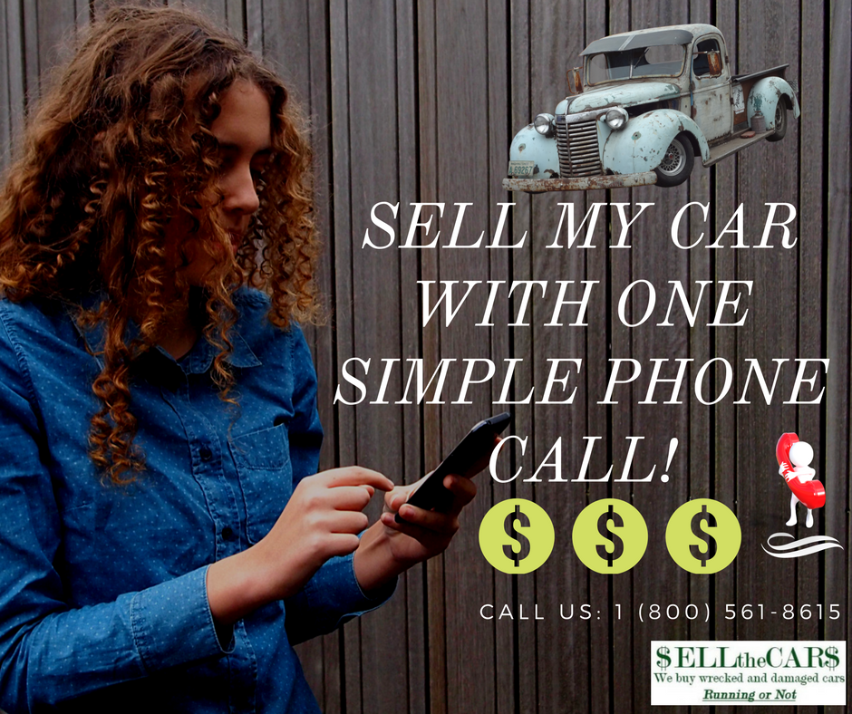 Sell My Car With One Simple Phone Call | Selling Your Junk Car | STC, US